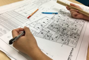 Design and installation of ventilation system