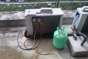 Refurbishment of HVAC systems